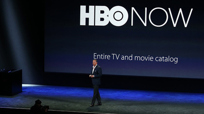 Neuer Streaming-Dienst: HBO Now © Apple