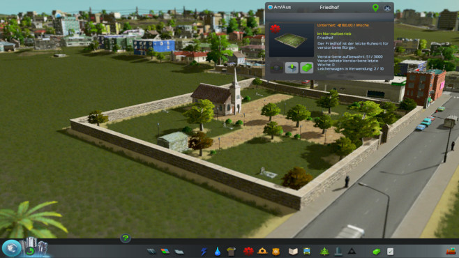 Cities – Skylines © Paradox Interactive