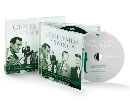 """Gentlemen of Swing"" Doppel-CD ©Tchibo"