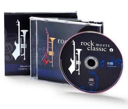 """""""Rock meets Classic"""" CD ©Tchibo"""