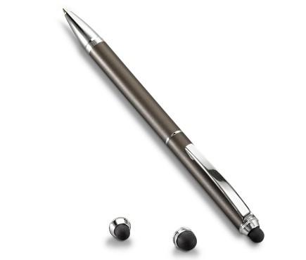 2-in-1-Touchpen mit Kugelschreiber ©Tchibo