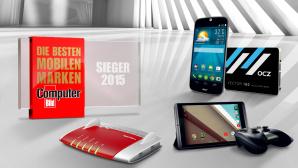 Mobile Marken: Abstimmen, PCs, Tablets, Smartphones gewinnen! ©Westend61 – Fotolia.com, COMPUTER BILD, Acer, AVM, Nvidia