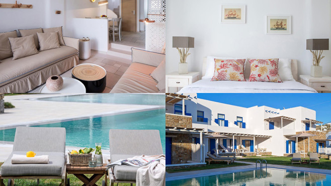 Mykonos, Griechenland – Villa del Sol © Secret Escapes