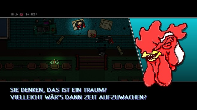 Hotline Miami 2 – Wrong Number © Dennaton Games