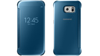 Galaxy S6: Clear View Cover © Samsung