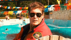 Piranha 2 David Hasselhoff © Tiberius Film