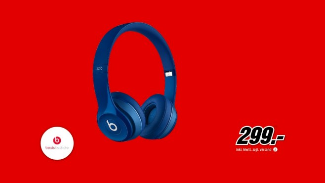 Beats By Dre Solo2 Wireless © Media Markt