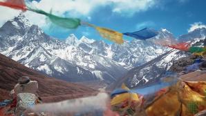 Google Street View: Mount Everest ©Google