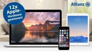 Apple Gewinnspiel ©Apple, slavun – Fotolia.com