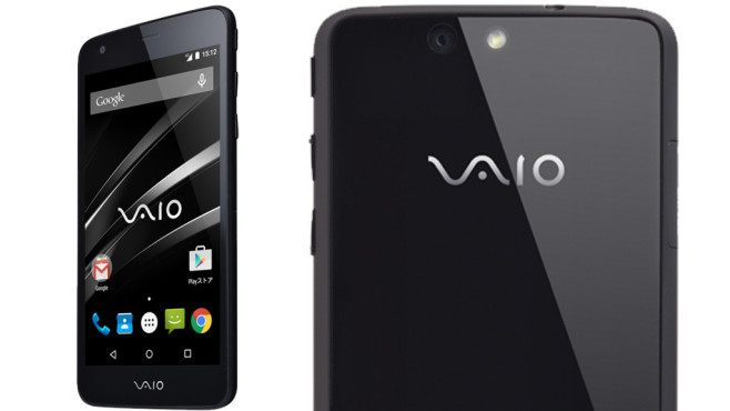 vaio phone neues smartphone ohne sony computer bild. Black Bedroom Furniture Sets. Home Design Ideas
