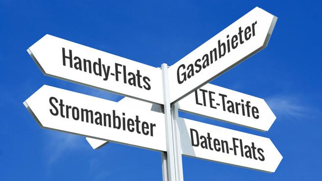 Internet, Mobilfunk, Energie: Die besten Tarife Deutschlands ©Robert Wilson - Fotolia.com