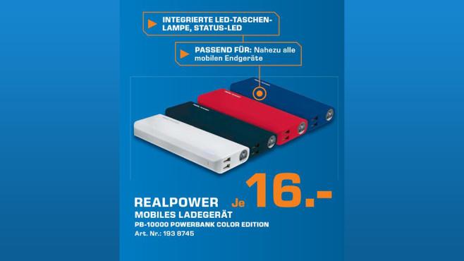 RealPower PB-10000 ©Saturn