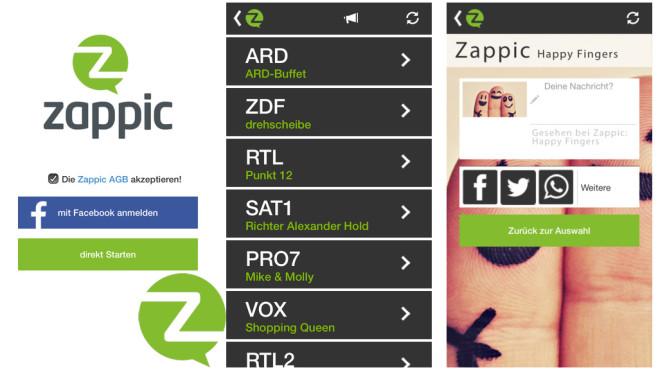Zappic ©Zappic UG