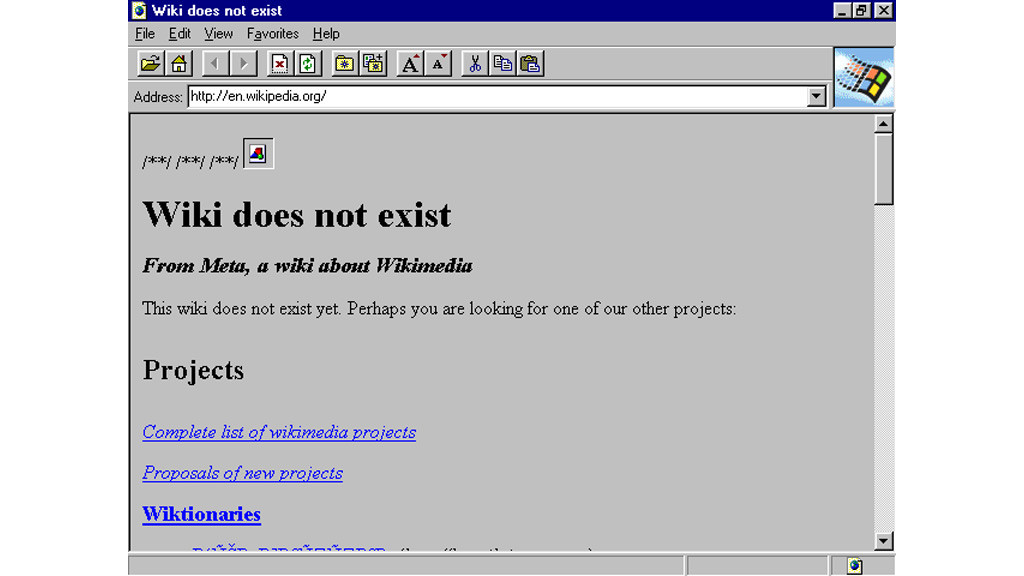 Internet Explorer: 11 Versionen in 20 Jahren