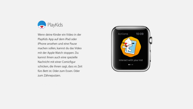 PlayKids © Apple