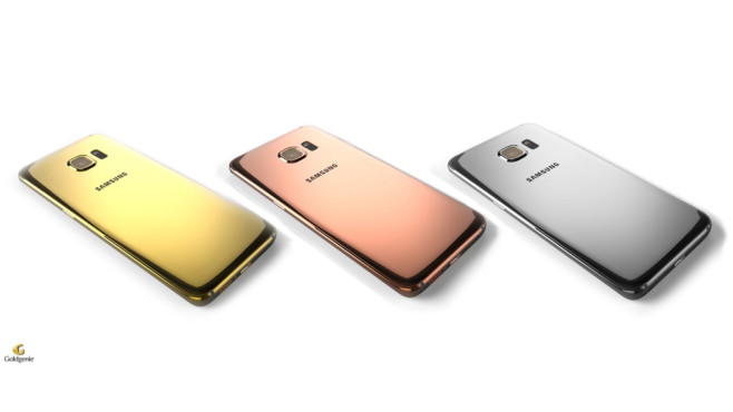 Samsung Galaxy S6 (Edge) © Goldgenie