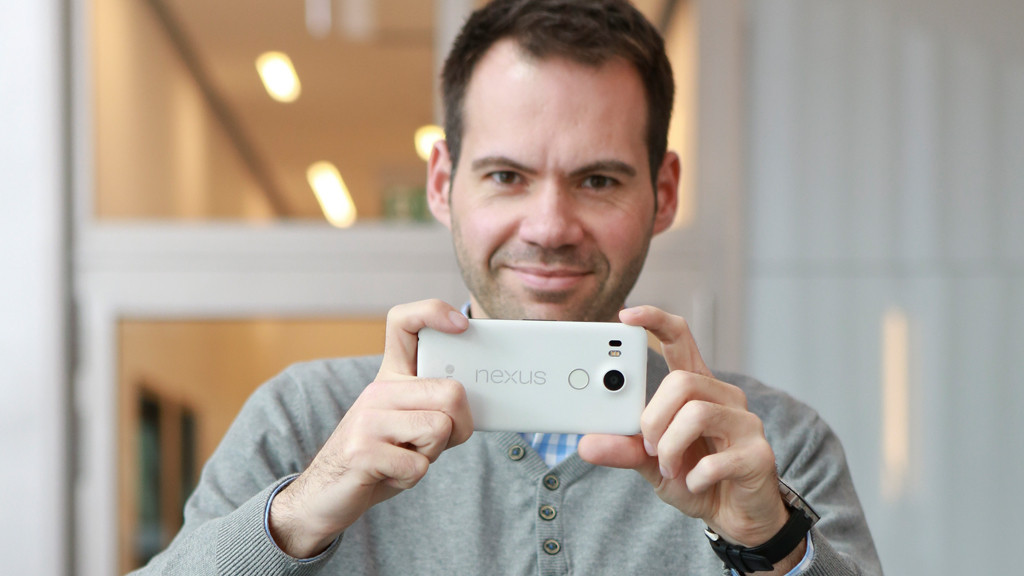 LG Google Nexus 5X ©COMPUTER BILD