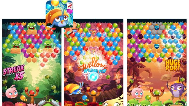 Angry Birds Stella Pop! ©Rovio Entertainment