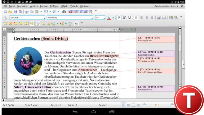 Office HD – TextMaker © SoftMaker Software GmbH