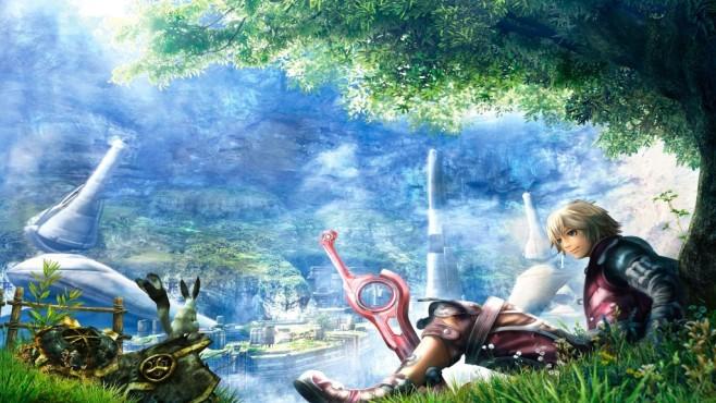 Xenoblade Chronicles 3D ©Nintendo
