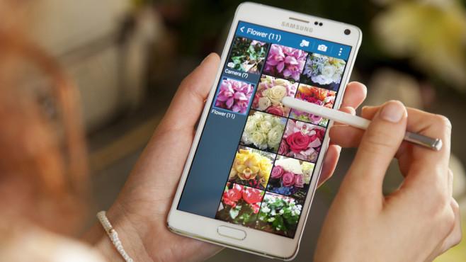 Samsung Galaxy Note 4 ©Samsung