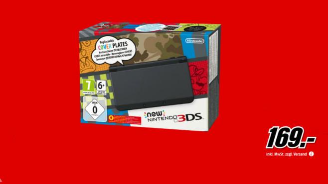 Nintendo New 3DS ©Media Markt