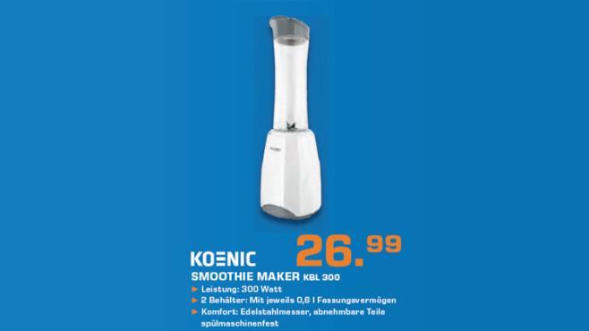 Koenic KBL 300 ©Saturn