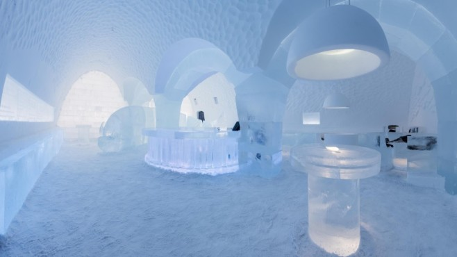 Icehotel in Jukkasjärvi, Schweden © Secret Escapes