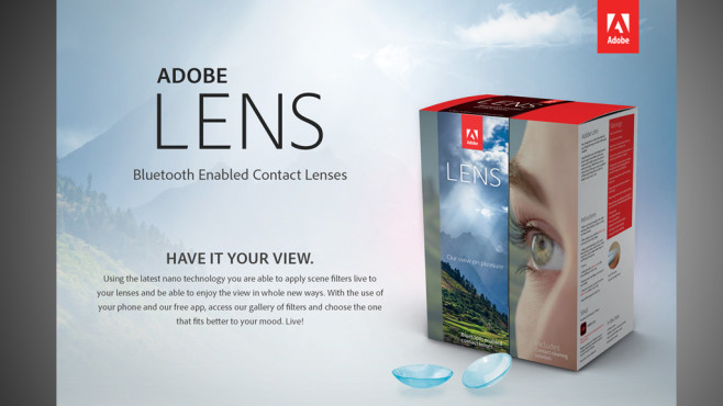 Adobe Lens - Augmented Reality © Adobe