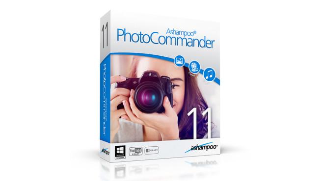 Ashampoo Photo Commander 11 ©Ashampoo