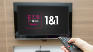 Telekom, 1&1, Entertain, Digital TV © T Mobile, 1&1, Kenishirotie - Fotolia.com