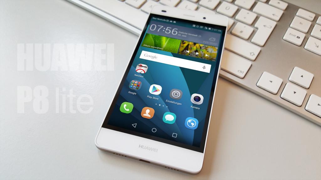 Huawei P8 Lite ©COMPUTER BILD