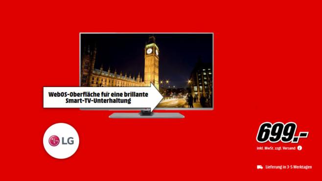 LG 55LB656V ©Media Markt