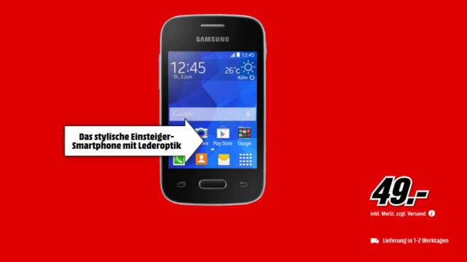 Samsung Galaxy Pocket 2 ©Media Markt