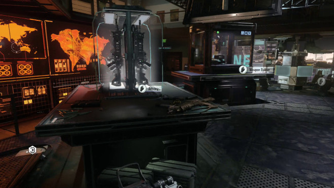 Call of Duty – Black Ops 3 Safehouse © Activision