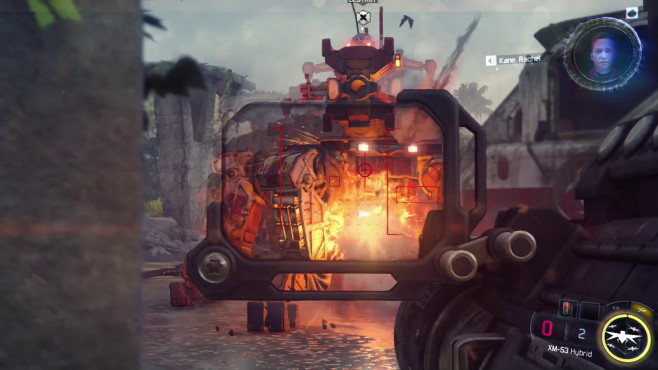 Call of Duty – Black Ops 3: Zwischengegner © Treyarch