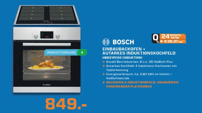 Bosch HBD31PC50 ©Saturn