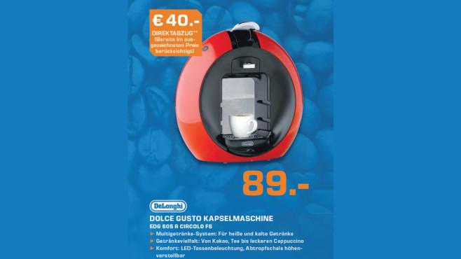 DeLonghi Circolo Automatic EDG 605.R ©Saturn