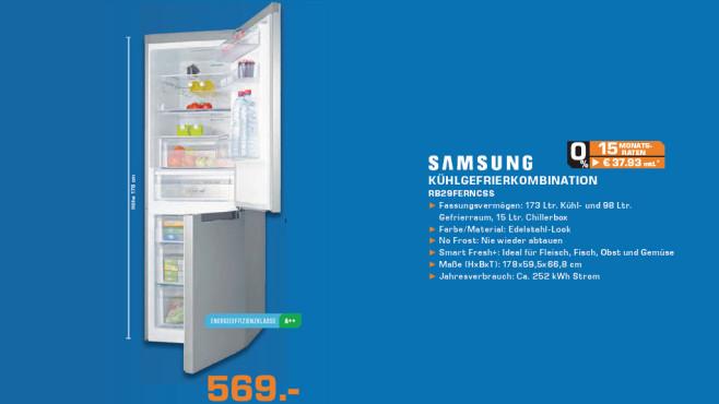 Samsung RB29FERNCSS ©Saturn