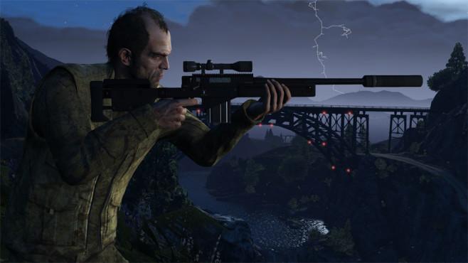 GTA 5: Infos zur PC-Version ©Rockstar Games
