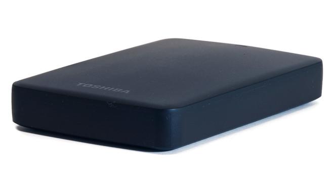 Toshiba Canvio Basics 3 Terabyte ©COMPUTER BILD