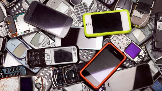 Smartphone Recycle Iphone