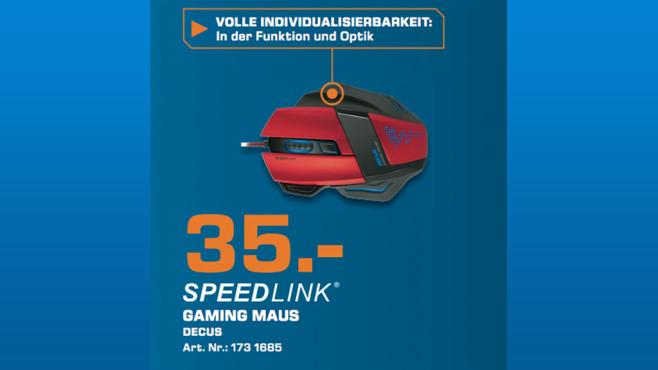 Speedlink Decus ©Saturn