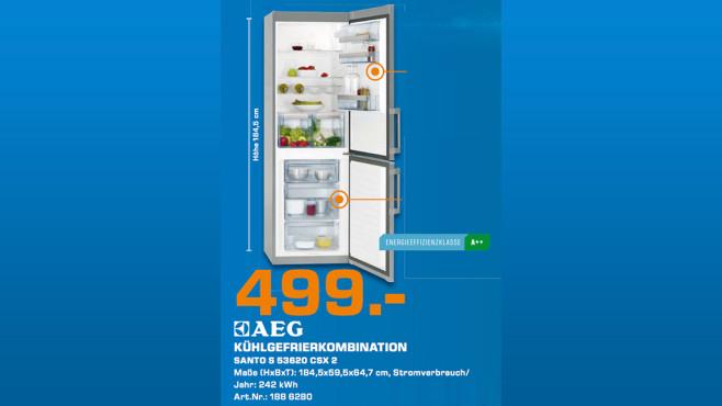 AEG S53620CSX2 ©Saturn