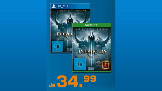 Diablo 3: Reaper of Souls - Ultimate Evil Edition ©Saturn