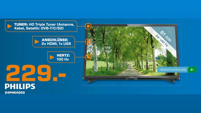 Philips 24PHK4000 ©Saturn