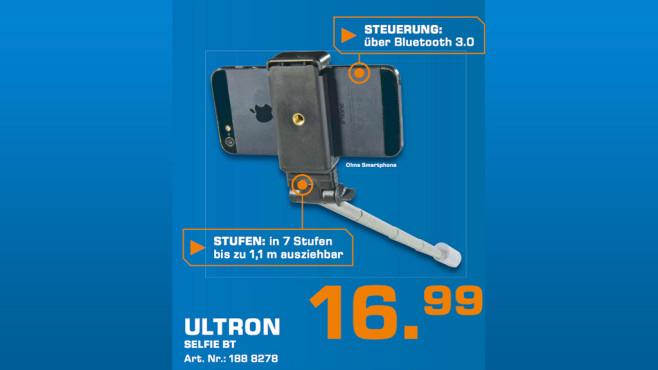 Ultron Selfie BT ©Saturn