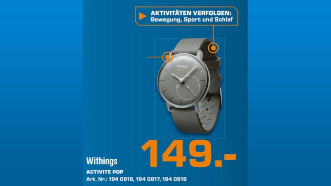 Withings Activité Pop ©Saturn