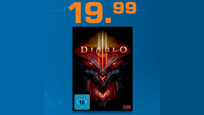 Diablo 3 (PC/Mac) © Saturn