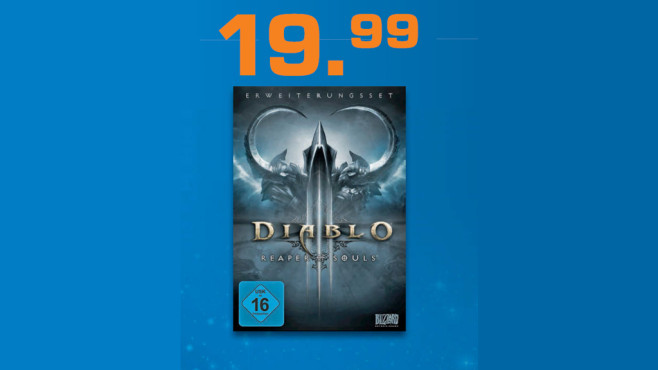 Diablo 3: Reaper of Souls (Add-On) (PC/Mac) © Saturn